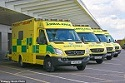 Ambulance call-outs for mental health patients in England soar by 23%